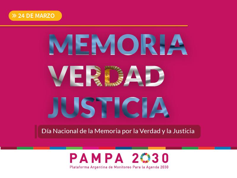 Día Nacional de la Memoria por Verdad y Justicia