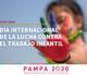 Día Internacional de Lucha contra el Trabajo Infantil